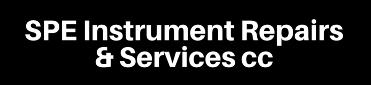 SPE Instrument Repairs